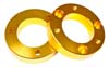 Navara D40 Coil Strut Spacer 37mm Lift - Pair