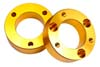 Navara D40 Coil Strut Spacer 50mm Lift - Pair
