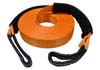 20 Meter Tow Strap and Winch Extension Strap 50mm 4500kg - Orange/Black