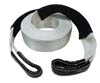 9 Meter Snatch Strap 75mm 8000kg - White/Black