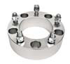 "Wheel Spacer 50mm (2"") - 5/150 - 110CB - M14x1.5 Silver - M14x1.5 Studs"